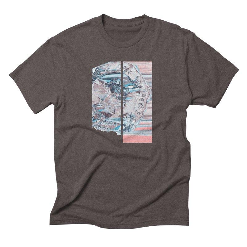 Bitcoin - fcy Men's Triblend T-Shirt by A R T L y - Goh's Shop