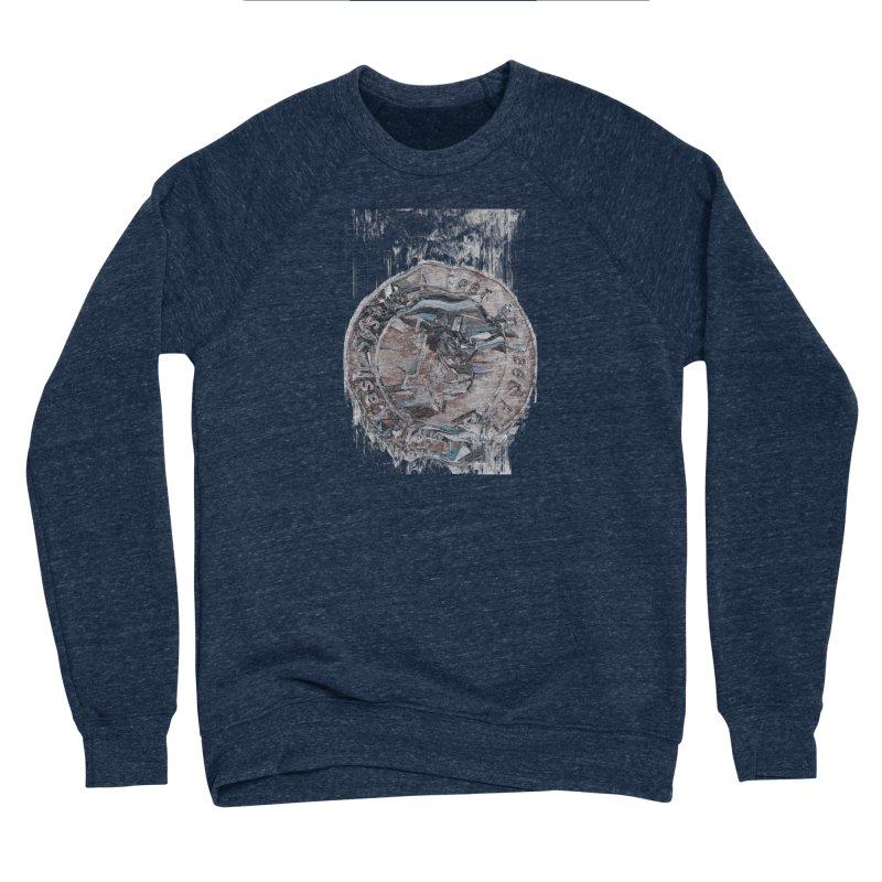 Bitcoin - drk Men's Sponge Fleece Sweatshirt by A R T L y - Goh's Shop