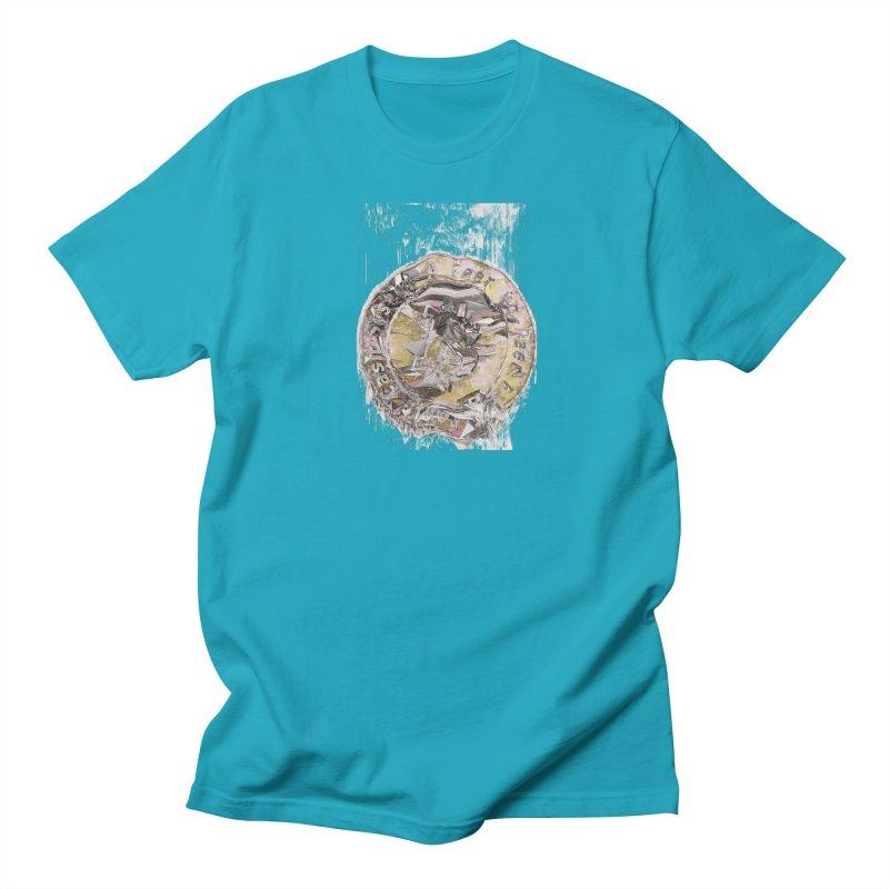Bitcoin - gld Women's Regular Unisex T-Shirt by A R T L y - Goh's Shop