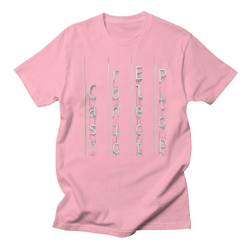 P to P Electronic Cash Women's Regular Unisex T-Shirt by A R T L y - Goh's Shop
