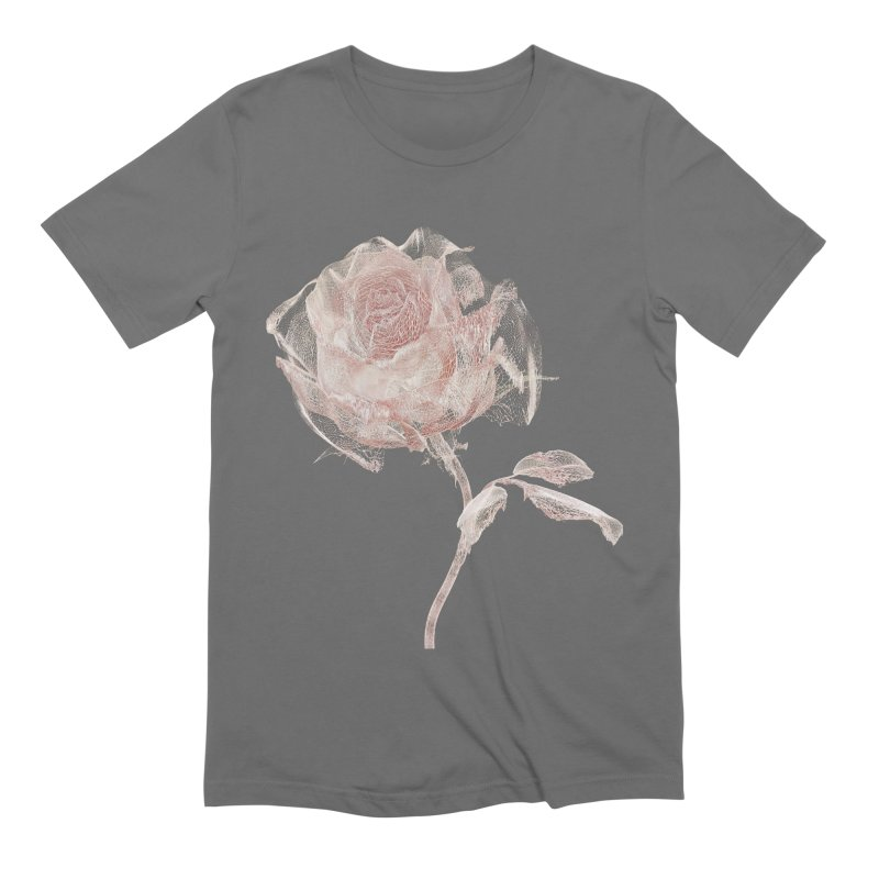 Super Rose - wre Men's Extra Soft T-Shirt by A R T L y - Goh's Shop