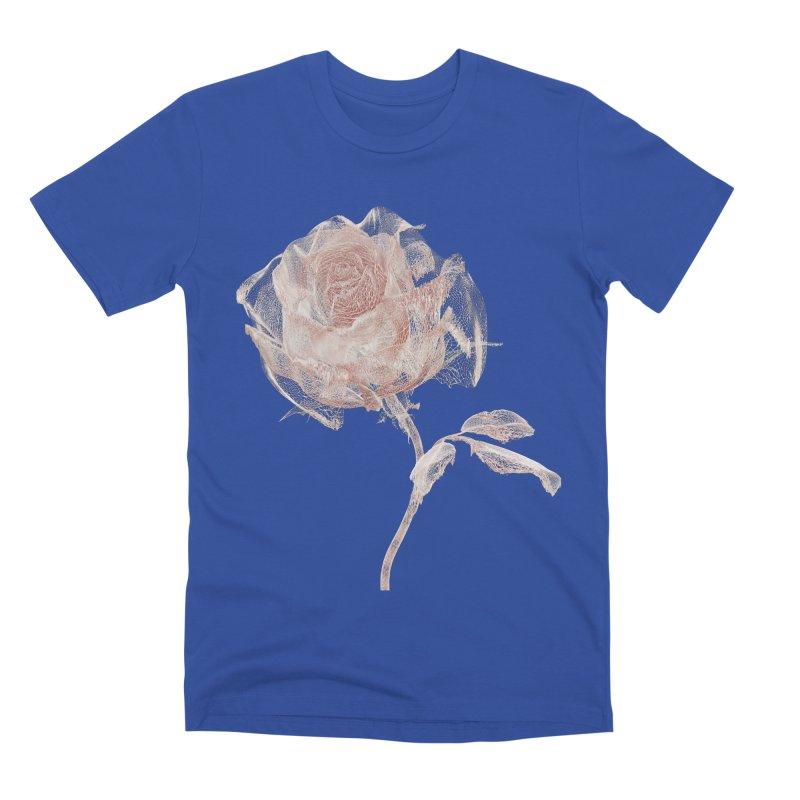 Super Rose - wre Men's Premium T-Shirt by A R T L y - Goh's Shop