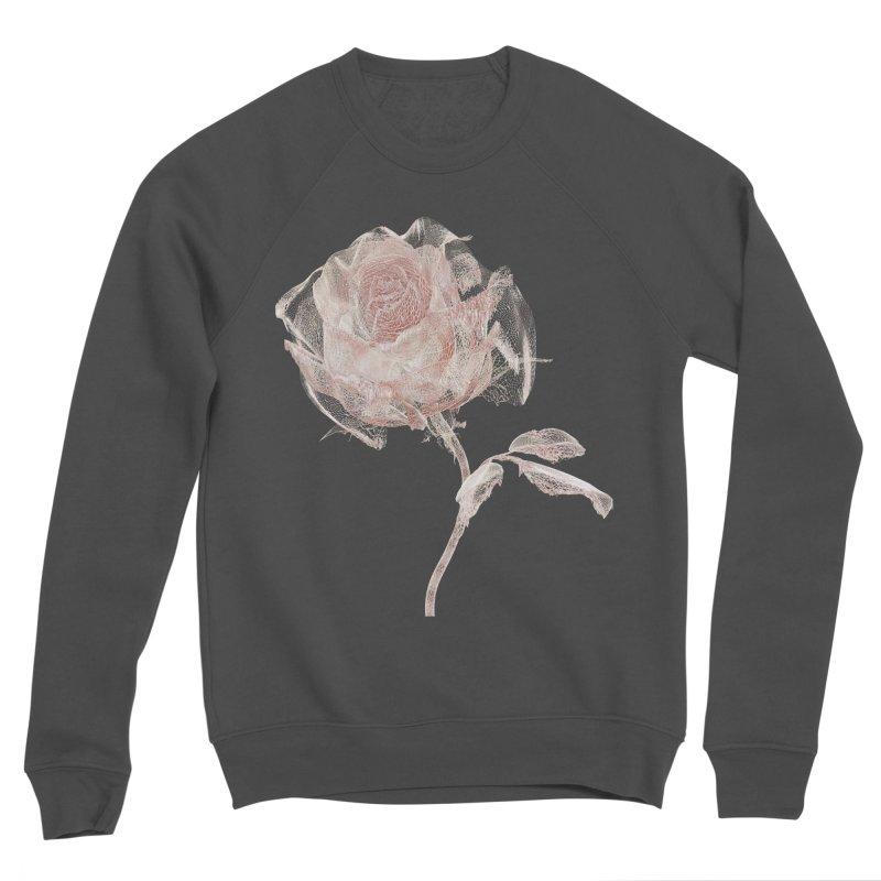 Super Rose - wre Men's Sponge Fleece Sweatshirt by A R T L y - Goh's Shop