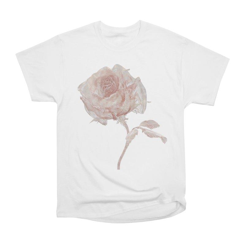 Super Rose - wre Women's Heavyweight Unisex T-Shirt by A R T L y - Goh's Shop