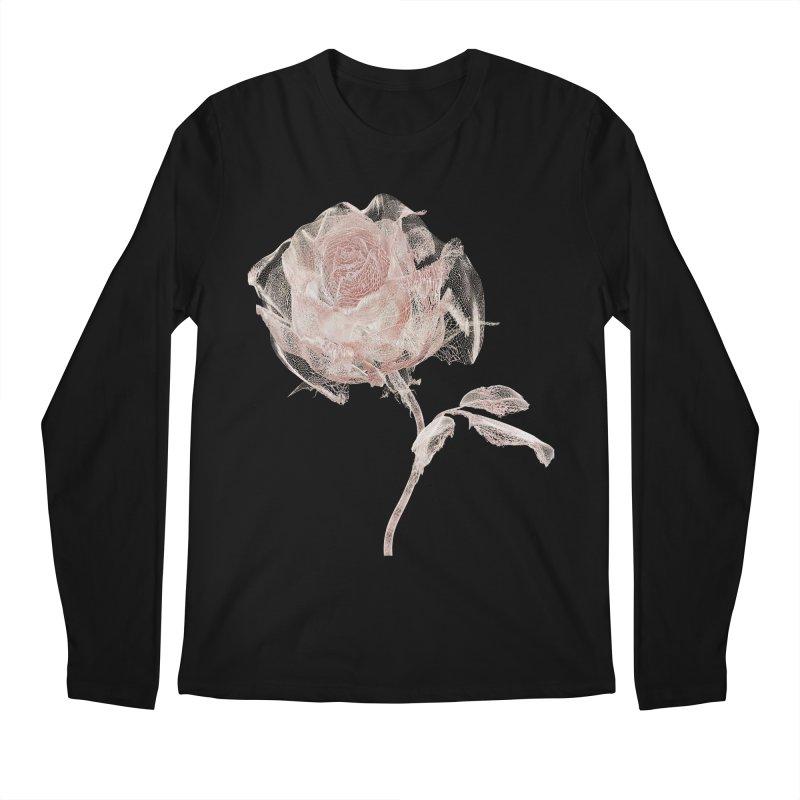 Super Rose - wre Men's Regular Longsleeve T-Shirt by A R T L y - Goh's Shop