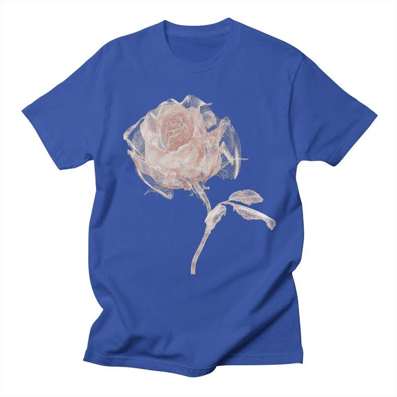 Super Rose - wre Men's Regular T-Shirt by A R T L y - Goh's Shop
