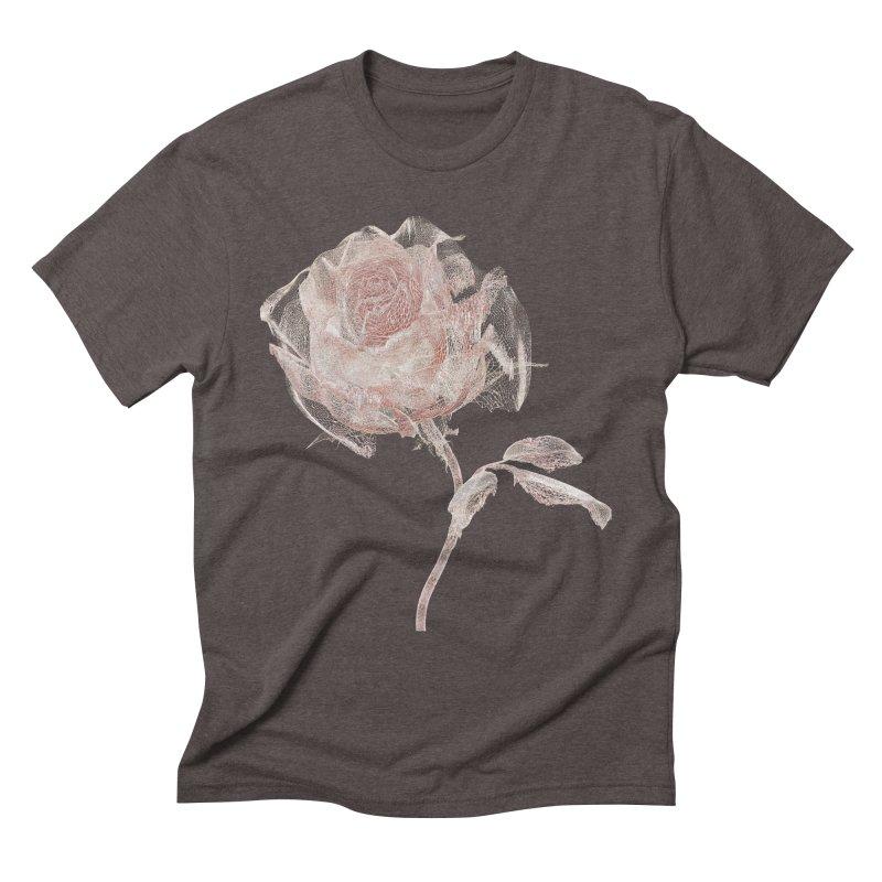 Super Rose - wre Men's Triblend T-Shirt by A R T L y - Goh's Shop
