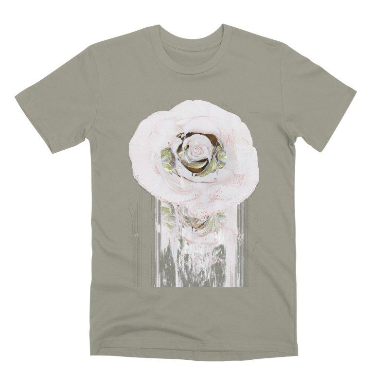 Super Rose Men's Premium T-Shirt by A R T L y - Goh's Shop