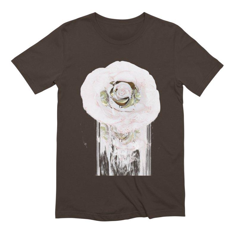 Super Rose Men's Extra Soft T-Shirt by A R T L y - Goh's Shop