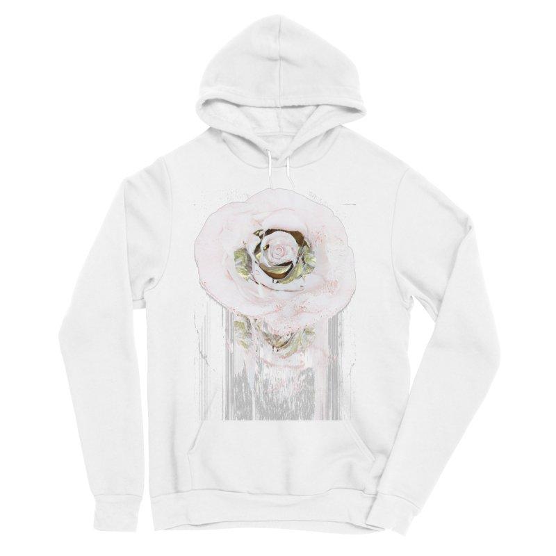 Super Rose Women's Sponge Fleece Pullover Hoody by A R T L y - Goh's Shop