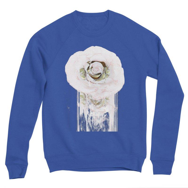 Super Rose Men's Sponge Fleece Sweatshirt by A R T L y - Goh's Shop