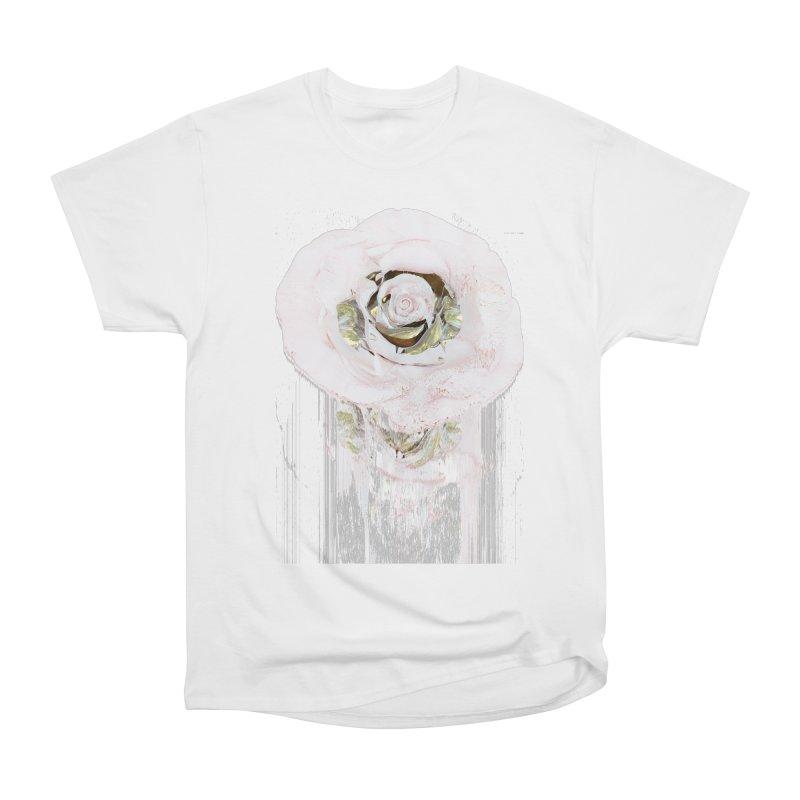 Super Rose Women's Heavyweight Unisex T-Shirt by A R T L y - Goh's Shop