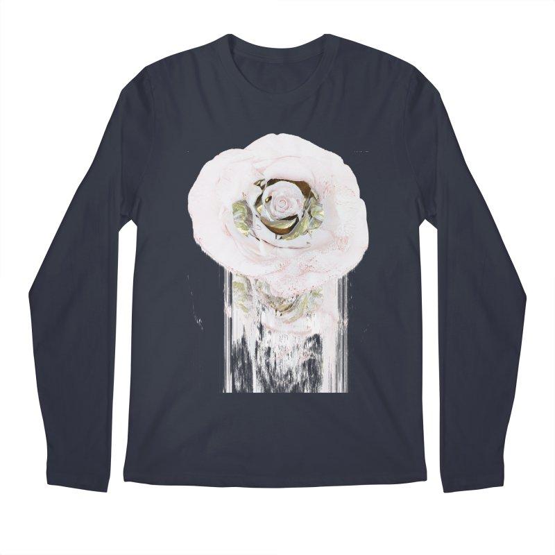 Super Rose Men's Regular Longsleeve T-Shirt by A R T L y - Goh's Shop
