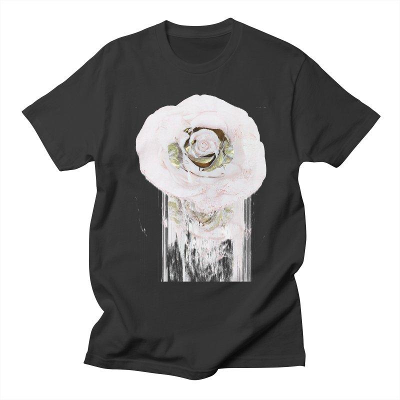 Super Rose Women's Regular Unisex T-Shirt by A R T L y - Goh's Shop