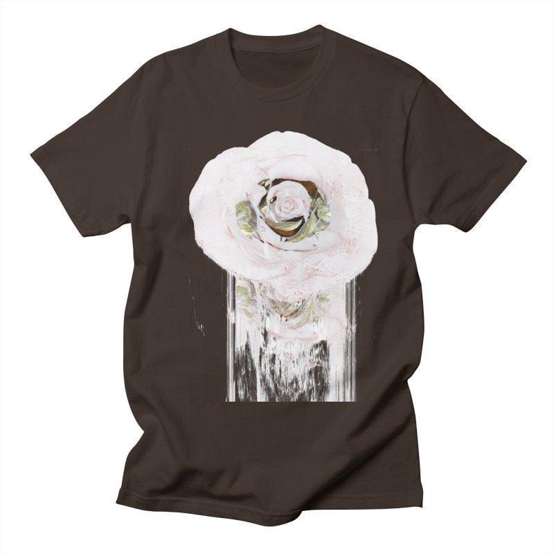 Super Rose Men's Regular T-Shirt by A R T L y - Goh's Shop