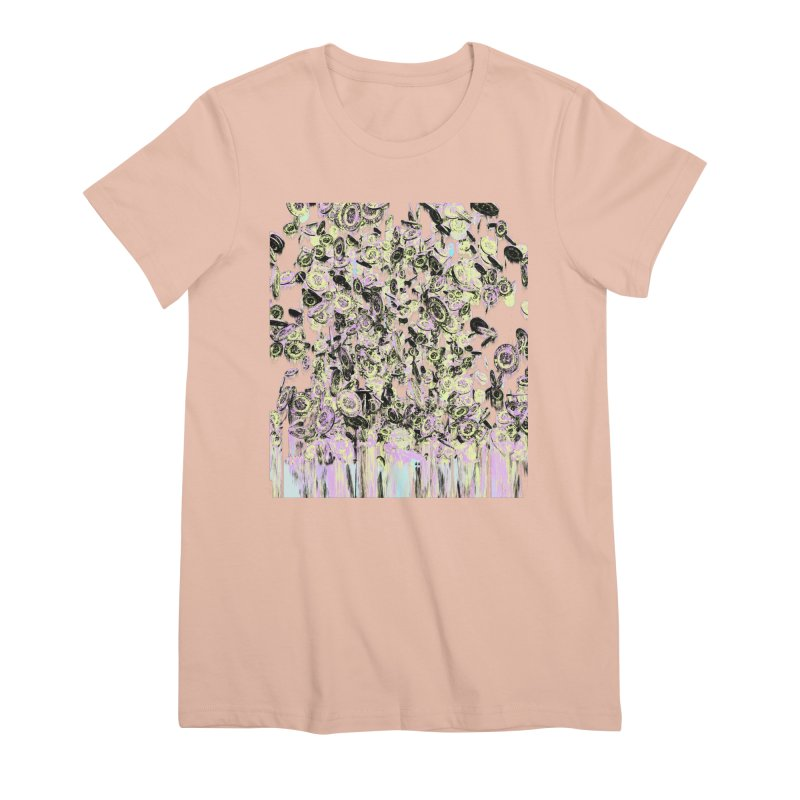 BTCs Women's Premium T-Shirt by A R T L y - Goh's Shop