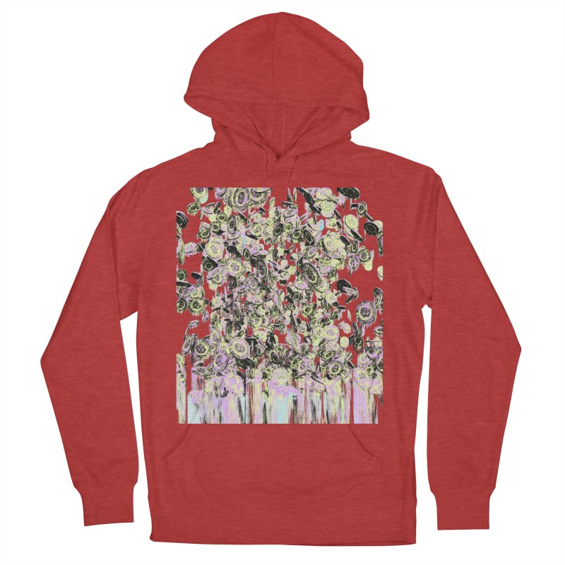 BTCs Women's French Terry Pullover Hoody by A R T L y - Goh's Shop