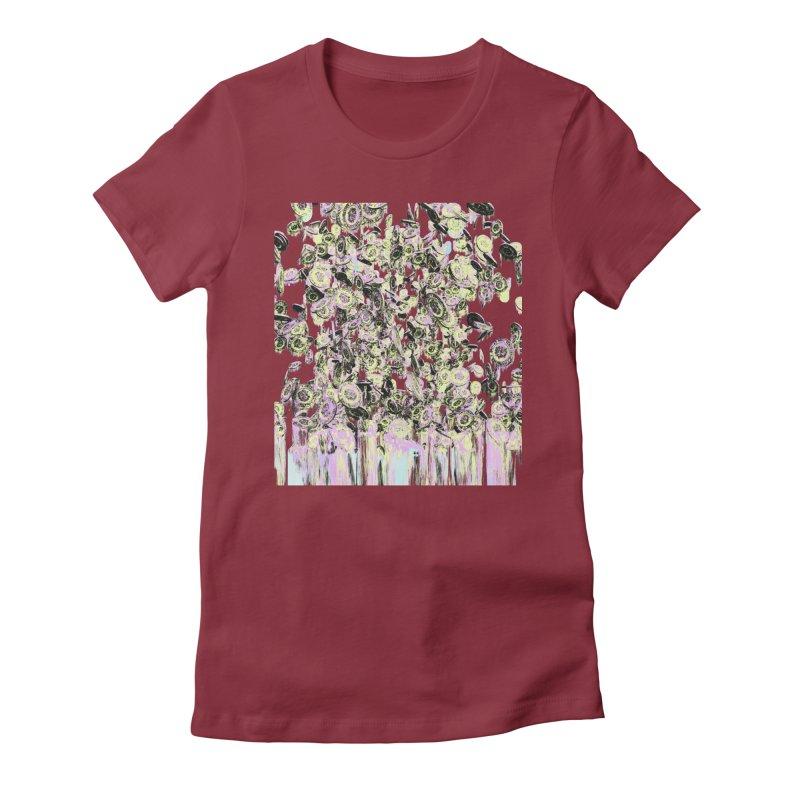BTCs Women's Fitted T-Shirt by A R T L y - Goh's Shop