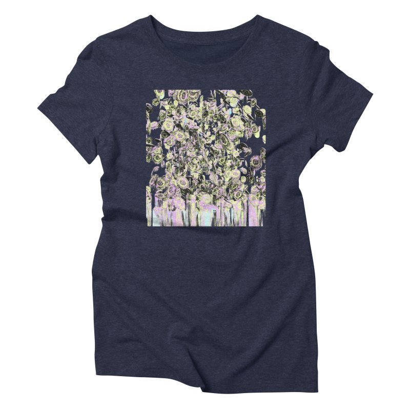 BTCs Women's Triblend T-Shirt by A R T L y - Goh's Shop