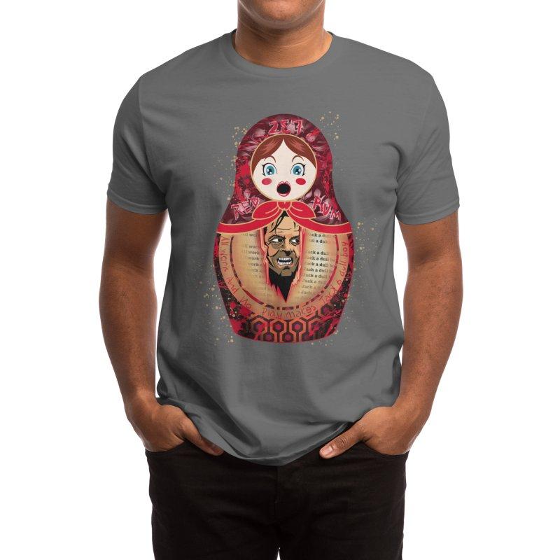 The shining matryoshka Men's T-Shirt by artncatz's Artist Shop