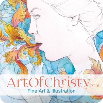artofchristy's Artist Shop Logo