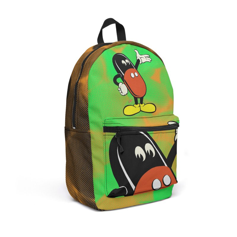 MICKEY FINN in Backpack by The Art of Coop