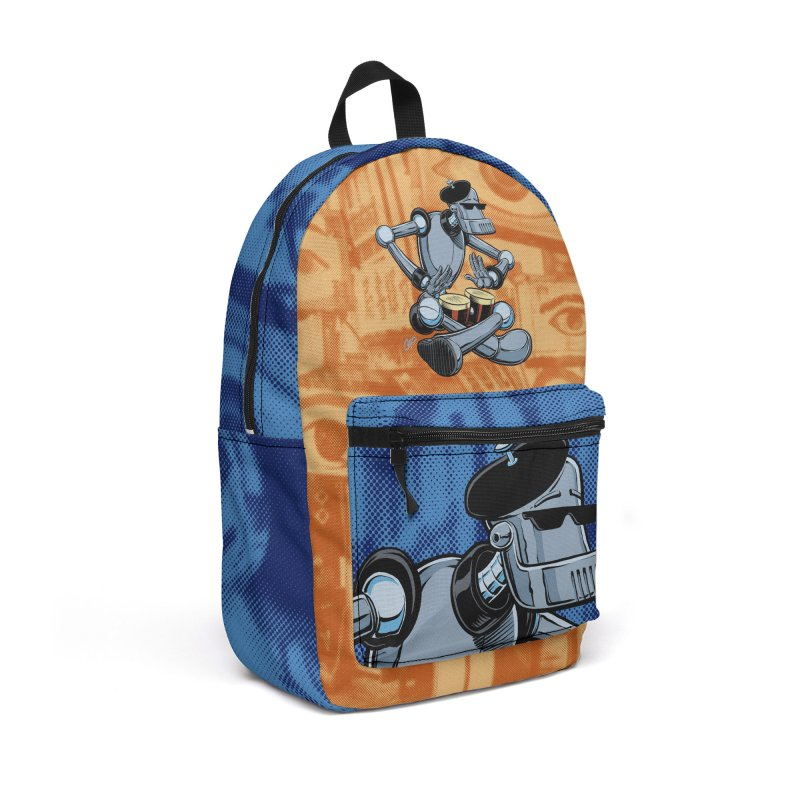 ROBEATNIK Accessories Backpack Bag by The Art of Coop