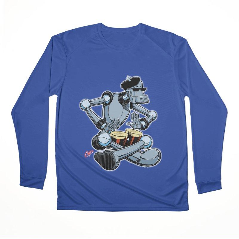 ROBEATNIK Men's Performance Longsleeve T-Shirt by The Art of Coop