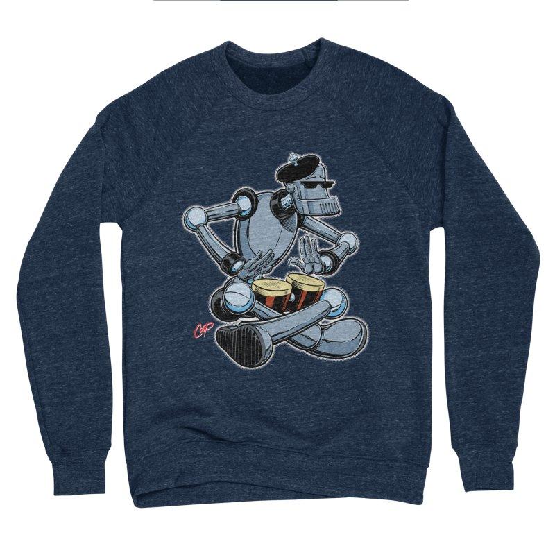 ROBEATNIK Women's Sponge Fleece Sweatshirt by The Art of Coop