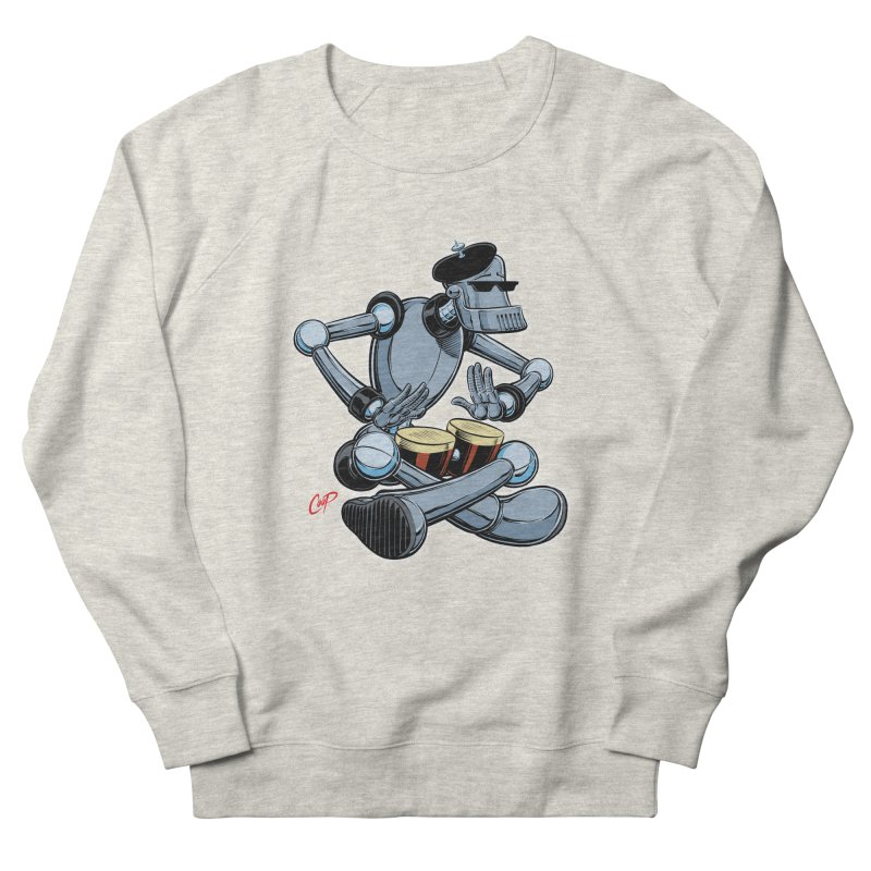 ROBEATNIK Women's French Terry Sweatshirt by The Art of Coop