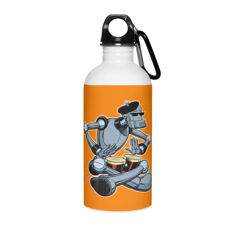 ROBEATNIK Accessories Water Bottle by The Art of Coop