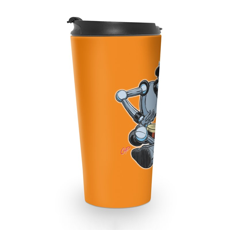 ROBEATNIK Accessories Travel Mug by The Art of Coop