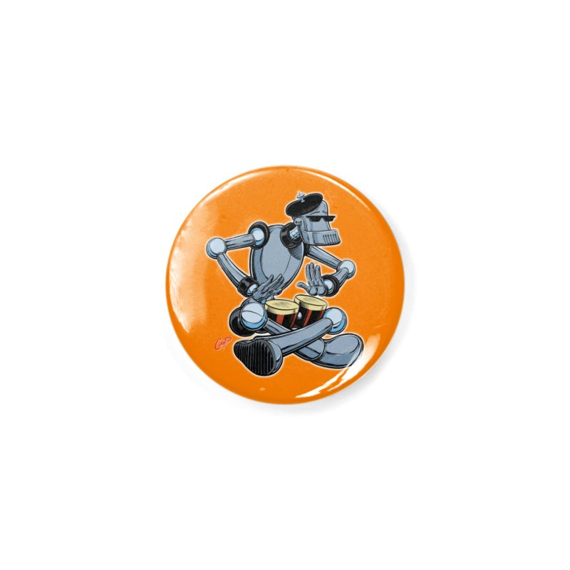 ROBEATNIK Accessories Button by The Art of Coop