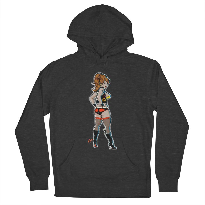 CEE CEE RYDER Men's French Terry Pullover Hoody by The Art of Coop