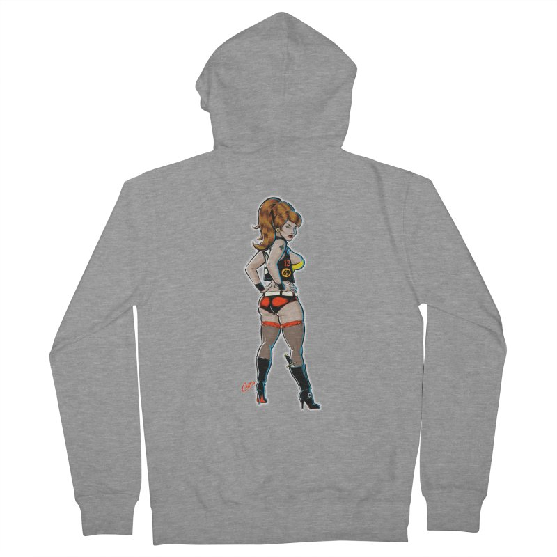 CEE CEE RYDER Women's French Terry Zip-Up Hoody by The Art of Coop