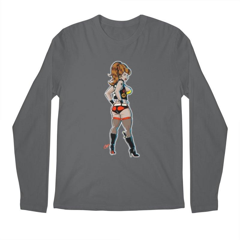 CEE CEE RYDER Men's Regular Longsleeve T-Shirt by The Art of Coop