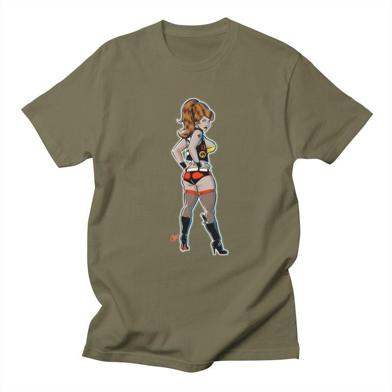 CEE CEE RYDER Women's Regular Unisex T-Shirt by The Art of Coop
