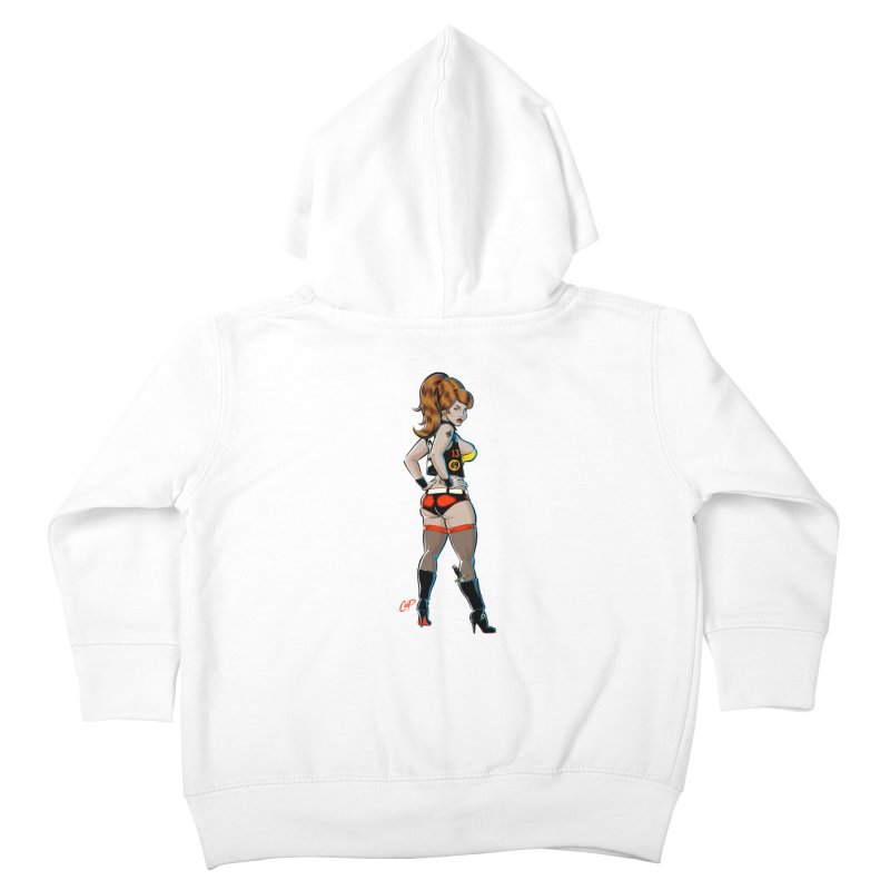 CEE CEE RYDER Kids Toddler Zip-Up Hoody by The Art of Coop