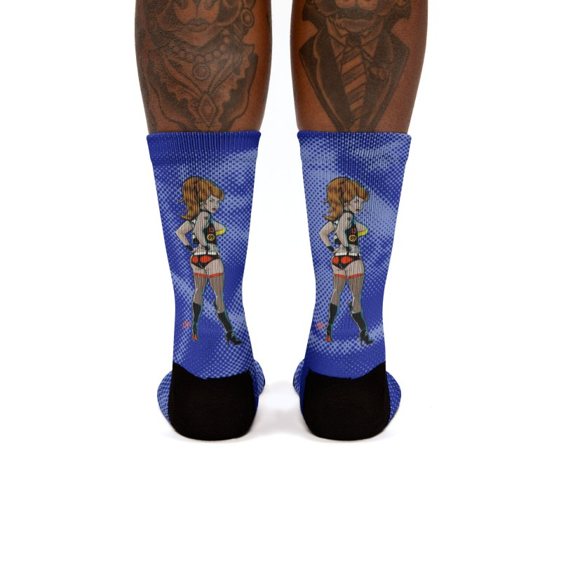 CEE CEE RYDER Women's Socks by The Art of Coop