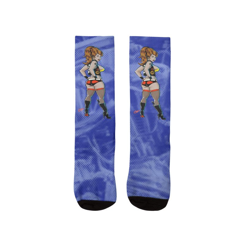 CEE CEE RYDER Men's Socks by The Art of Coop