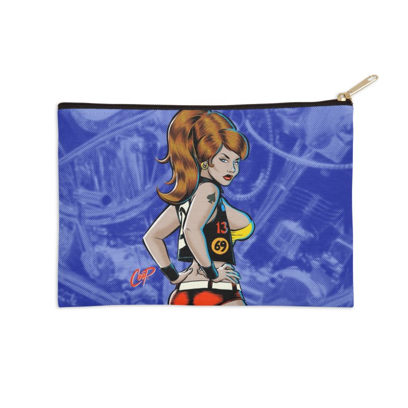 CEE CEE RYDER Accessories Zip Pouch by The Art of Coop