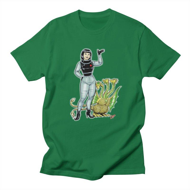 MISS NAMIKAWA Women's Regular Unisex T-Shirt by The Art of Coop
