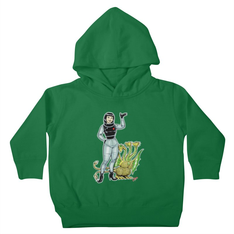 MISS NAMIKAWA Kids Toddler Pullover Hoody by The Art of Coop