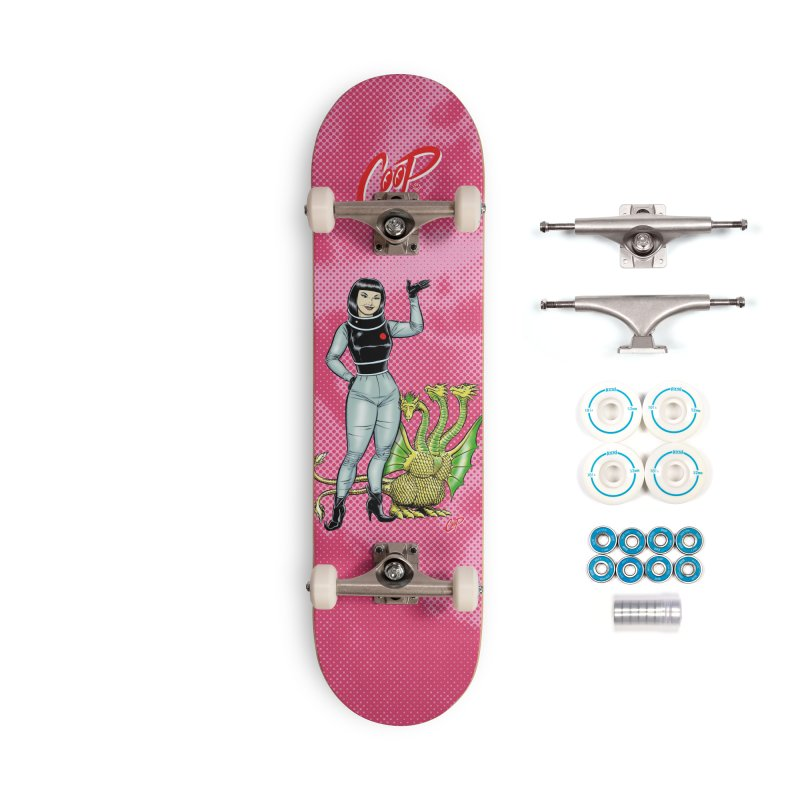 MISS NAMIKAWA Accessories Complete - Basic Skateboard by The Art of Coop