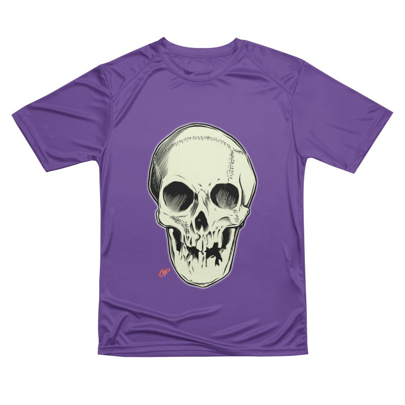PIRATE SKULL Men's Performance T-Shirt by The Art of Coop
