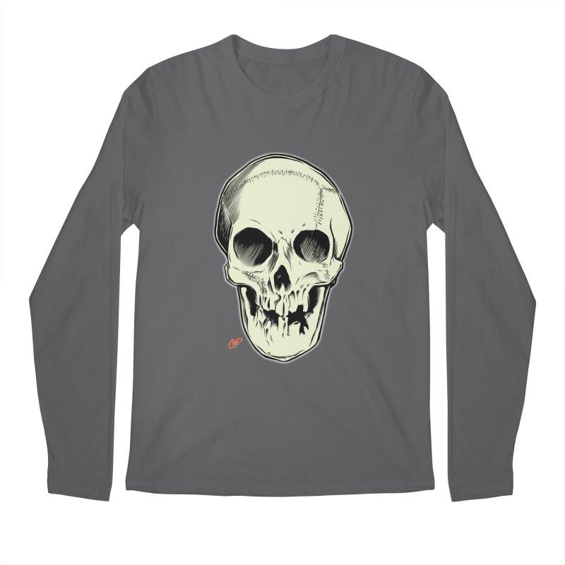 PIRATE SKULL Men's Regular Longsleeve T-Shirt by The Art of Coop