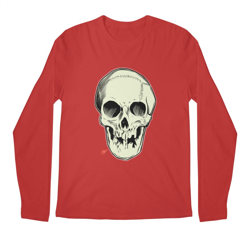PIRATE SKULL Men's Regular Longsleeve T-Shirt by The Art of Coop