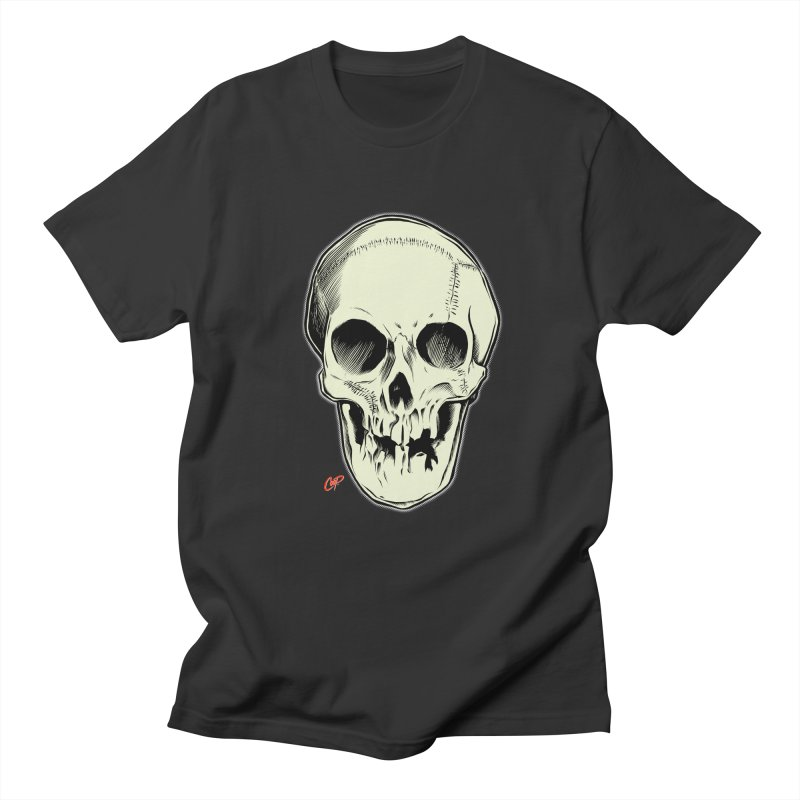PIRATE SKULL Men's Regular T-Shirt by The Art of Coop