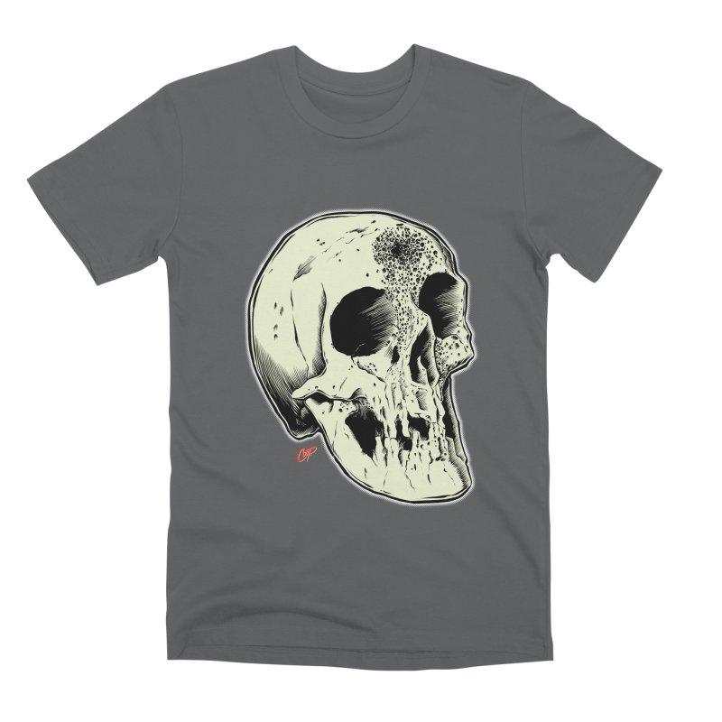 Voodoo Skull Men's Premium T-Shirt by The Art of Coop