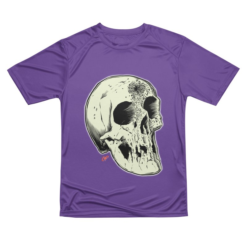 Voodoo Skull Men's Performance T-Shirt by The Art of Coop